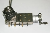 Cross Slide Locking Screws