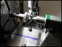 Lathe Spur Gear Replacement