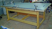 Kreg Clamping and Assembly Table