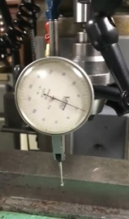 Vise Clocking Method