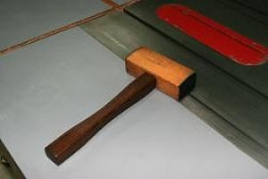 Leather Faced Mallet