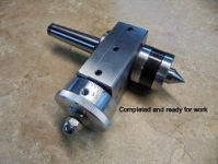 Tailstock Taper Turning Attachment