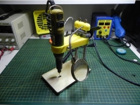 PCB Drill Stand