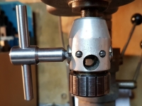 Tapping Head Clamp Key