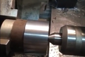 Pressure Turning Method