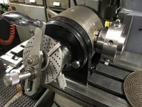 Dividing Head Refurbishing