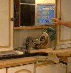 Automatic Miter Saw Stop