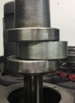Enco RF30 Spindle Drive Removal