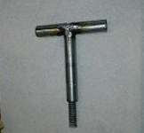 Spring Loaded Chuck Key