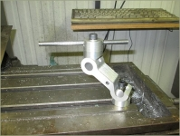 Milling Machine Sidestopper