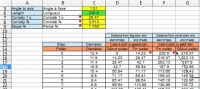 Cone Machining Spreadsheet