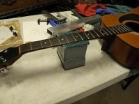 Guitar Neck Holder