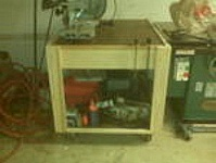 Torsion Box Table