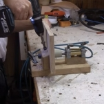 Pneumatic Pocket Hole Jig