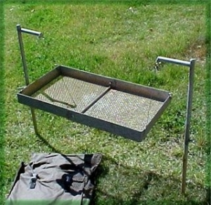 Homemade Dirt Sifter - HomemadeTools.net