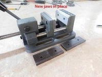 Vise Modification
