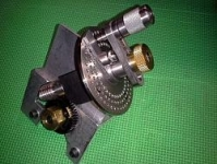 Worm Drive Dividing Attachment