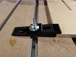 CNC Router Hold Downs