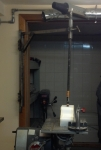 Swing Arm Hose Holder