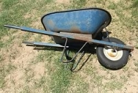 Wheelbarrow Handles