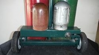 Acetylene Bottle Cap Holder