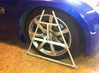Wheel Alignment Jig