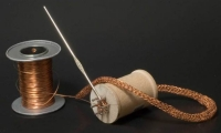 Wire Knitting Spool
