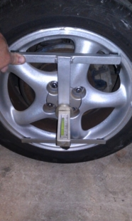 Alignment Camber Tool