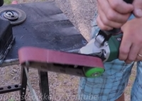 Angle Grinder Sander Attachment