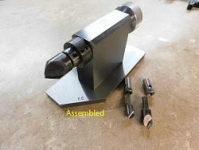 Countersink Sharpening Fixture