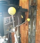 Drill Press Handle