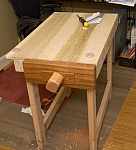 Knock-Down Workbench