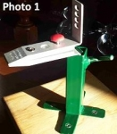Knife Clamp Stand