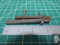 Miniature Machinist's Clamp