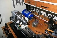 Mini Lathe Motor Modification