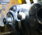 Cutting Metric Gears On Imperial Lathes