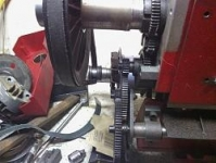 Lathe Modification