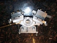 Watchmakers Lathe Dual Tool Holder