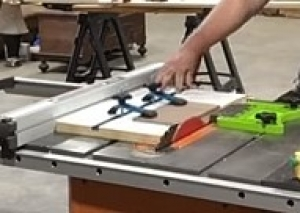 Edge Jointing Jig