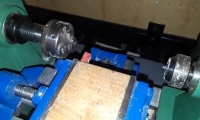 Wood Lathe Modification