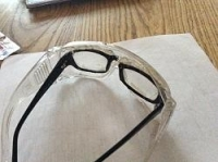 Safety Reading Glasses