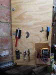 Magnetic Tool Board