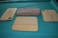 Cutting Boards and Chopping Block