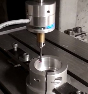Homemade CNC Touch Probe