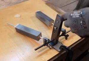 Homemade Knife Sharpener