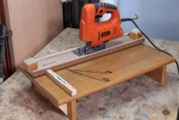 Jigsaw Cutting Station