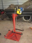 Metalworking Tool Stand