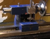Tailstock Locking Modification