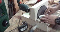 Disc Sander with Attachments