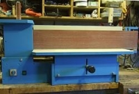Oscillating Edge Spindle Sander